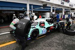 #23 Panis-Barthez Competition, Ligier JS P2 Nissan: Fabien Barthez, Timothe Buret, Paul-Loup Chatin
