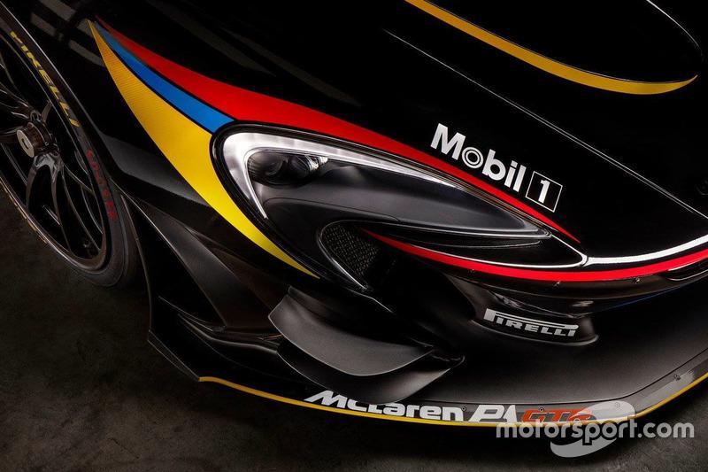 McLaren P1 GTR, James Hunt edición 40 º Aniversario