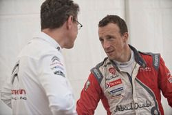 Kris Meeke, Citroen Racing World Rally Team