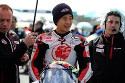 Ratthapark Wilairot, Idemitsu Honda Team Asia
