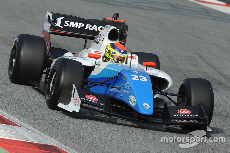Формула V8 3.5: SMP Racing/SMP Racing by AVF