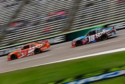 Matt Tifft, Joe Gibbs Racing Toyota, Daniel Suarez, Joe Gibbs Racing Toyota