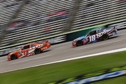 Matt Tifft, Joe Gibbs Racing Toyota, Daniel Suarez, Joe Gibbs Racing Toyota