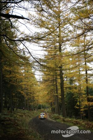 Michael Burri, Anderson Levratti, Renault Clio R3T, RENAULT SPORT RALLY TEAM