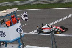 Juri Vips, Prema Powerteam passe sous le drapeau à damier