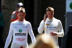 Jimmy Eriksson, Arden International, Sergey Sirotkin, ART Grand Prix