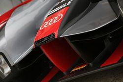 #7 Audi Sport Team Joest Audi R18 front detail