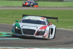 Zonzini-Russo (Audi Sport Italia,Audi R8LMS-GT3 #58)