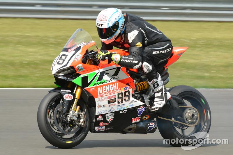 Luca Scassa, VFT Racing