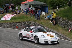 Gianni Di Fant Porsche GT3 cup