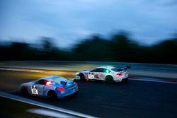 #100 Schubert Motorsport, BMW M6 GT3: John Edwards, Jens Klingmann, Lucas Luhr, Martin Tomczyk; #112