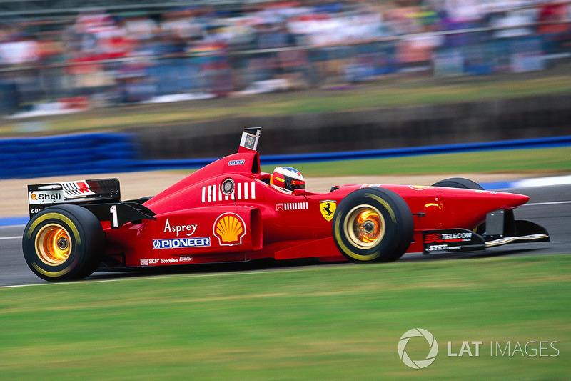 1996 (друга половина). Ferrari F310