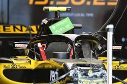 Halo de la Renault Sport F1 Team R.S. 18