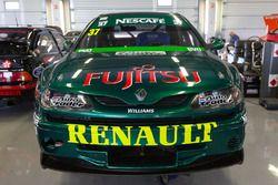 Classic Renault Laguna touring car BTCC