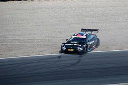Bruno Spengler, BMW Team RBM, BMW M4 DTM, nella ghiaia