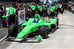 Danica Patrick, Ed Carpenter Racing, Chevrolet