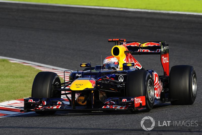 2012 Sebastian Vettel, Red Bull