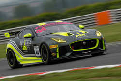 #44 Invictus Games Racing - Jaguar F-Type SVR GT4 - Steve McCulley, Mathew George