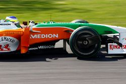 Giancarlo Fisichella, Force India VJM02