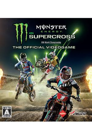 Monster Energy Supercross -The Official Videogame