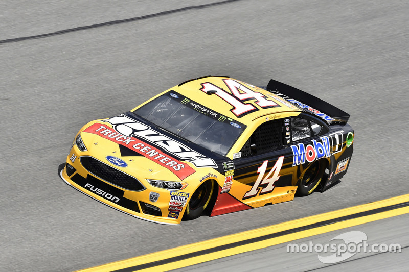 Clint Bowyer, Stewart-Haas Racing, Ford Fusion