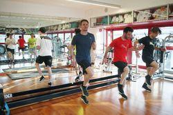 Joel Eriksson, Bruno Spengler, Marco Wittmann, Philipp Eng y Augusto Farfus