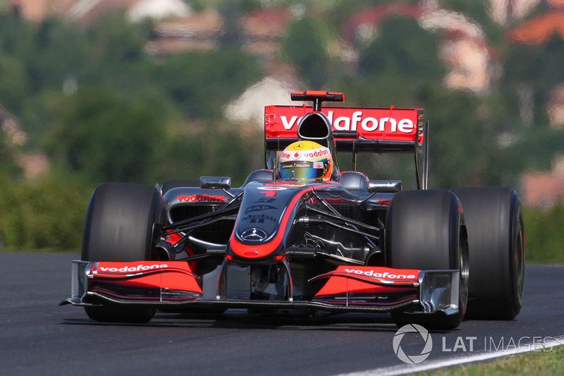 2009 Lewis Hamilton, McLaren