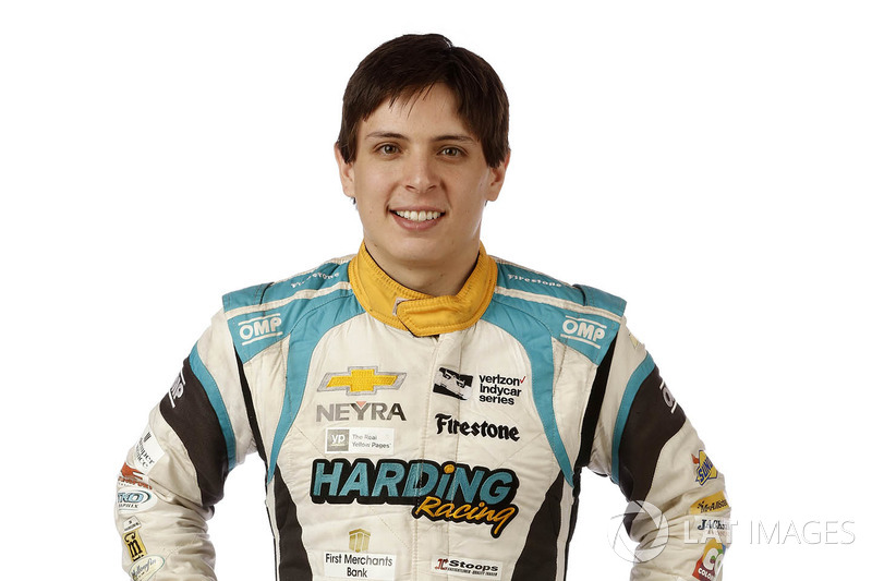 #88: Gabby Chaves, Harding Racing, Chevrolet