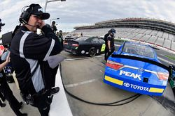 Kyle Benjamin, Joe Gibbs Racing, Peak Antifreeze & Coolant Toyota Camry