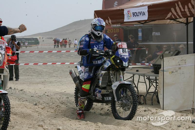 #86 Julian Merino, Yamaha Pont Group