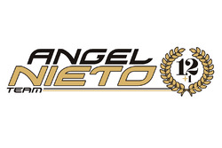 Logo 2018 d'Angel Nieto Team
