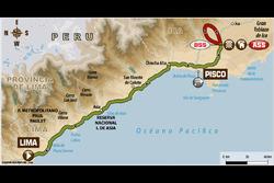 Етап 1: Ліма - Піско