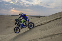 #7 Yamaha Official Rally Team: Franco Caimi