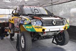 Renault Duster #315: Carlos Sousa, Pascal Maimon