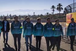 Tom Blomqvist, Andretti Formula E, Antonio Felix Da Costa, Andretti Formula E