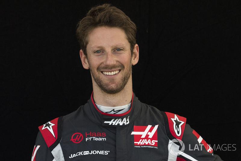 #8: Romain Grosjean, Haas