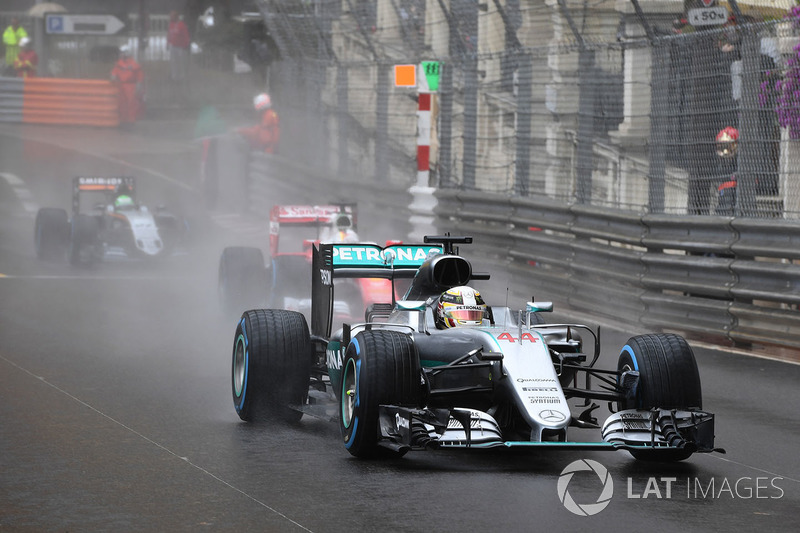 2016 Lewis Hamilton, Mercedes