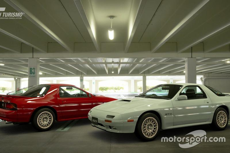Mazda RX-7 GT-X (FC) '90