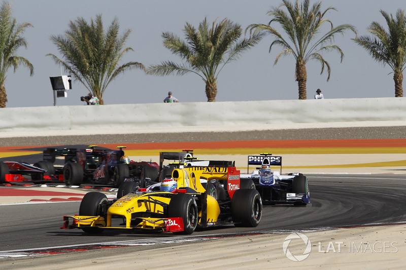 Воскресенье. Виталий Петров, Гран При Бахрейна-2010