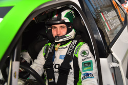 Umberto Scandola, Skoda Fabia R5, SA Motorsport Italia