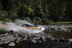Juan Carlo Alonso, Juan Pablo Monasterolo, Mitsubishi Lancer Evo X