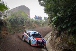 Carlos Vieira, Jorge Carvalho, Team Hyundai Portugal, Hyundai i20 R5