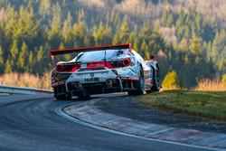 #22 Wochenspiegel Team Monschau Ferrari 488 GT3: Gerog Weiss, Oliver Kainz, Jochen Krumbach