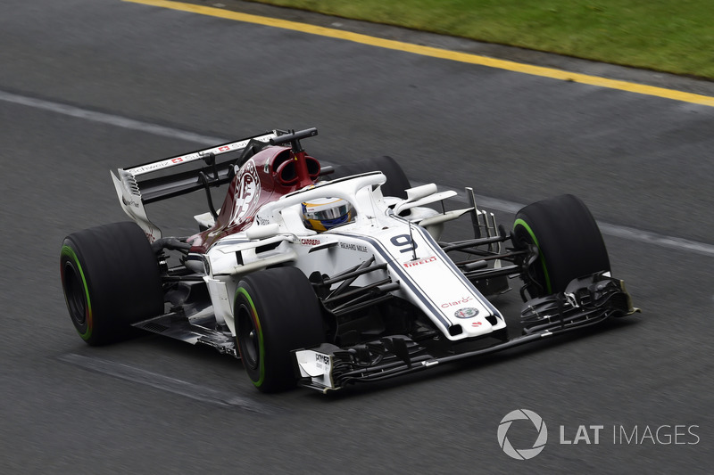 17. Маркус Эрикссон, Alfa Romeo Sauber C37