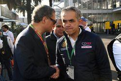 Alejandro Soberón, Presidente y CEO de Grupo CIE y Presidente de fórmula 1 Gran Premio de México y Á