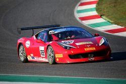 #722 Ferrari de Tampa Bay Ferrari 458: Luis Perusquia