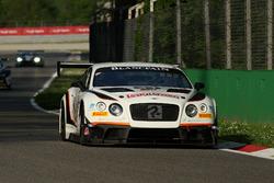#31 Team Parker Racing Bentley Continental GT3: Seb Morris, Derek Pierce, Rob Smith