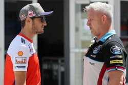Jack Miller, Pramac Racing, Stefan Prein, coach de pilotes Estrella Galicia 0,0 Marc VDS