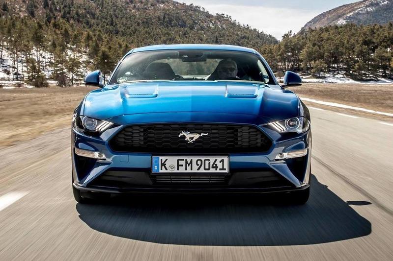 Autó A következő Ford Mustang összkerekes és akár elektromos-hajtású is lehet