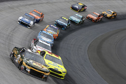 Ryan Newman, Richard Childress Racing, Chevrolet Camaro Bass Pro Shops / Cabela's, Paul Menard, Wood Brothers Racing, Ford Fusion Menards / Dutch Boy